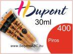 H.DUPONT Selyemkontúr   30ml   400   Piros