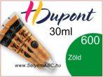 H.DUPONT Selyemkontúr   30ml   600   Zöld