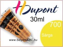 H.DUPONT Selyemkontúr | 30ml | 700 | Sárga