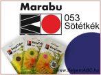 Marabu Por Selyemfesték | EasyColor - Batik | Sötétkék | 053