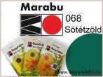 Marabu Por Selyemfesték | EasyColor - Batik | Sötézöld | 068