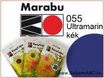 Marabu Por Selyemfesték | EasyColor - Batik | Ultramarinkék | 055