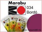 Marabu Por Selyemfesték | EasyColor - Batik | Bordó | 034