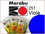 Marabu Por Selyemfesték | EasyColor - Batik | Viola| 251