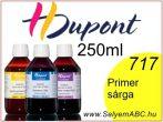 H.DUPONT Gőzfixálós Selyemfesték   250ml   717 - Jaune Primaire  