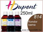 H.DUPONT Gőzfixálós Selyemfesték | 250ml | 814 - Condor | Kondor barna