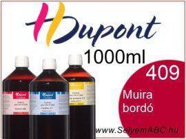 H.DUPONT Gőzfixálós Selyemfesték | 1000ml | 409 - Muira|