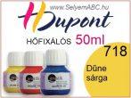 H.DUPONT Hőfixálós Selyemfesték | 50ml | 718 - Dune | Dűne sárga