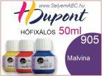 H.DUPONT Hőfixálós Selyemfesték | 50ml | 905 - Malvina