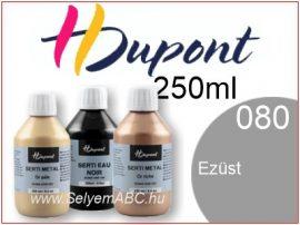 H.DUPONT Selyemkontúr | 250ml | 080 | Ezüst