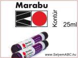 MARABU Selyemkontúr - 25ml